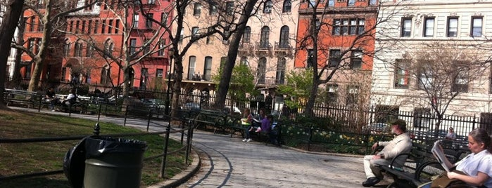 Stuyvesant Square Park is one of Tempat yang Disukai Jason.