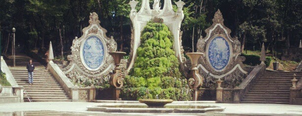 Jardim da Sereia is one of Coimbra.