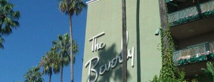 Beverly Hills Hotel is one of My FAV Hot Spots.