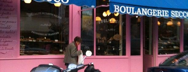Boulangerie Pariseven is one of Un moment gourmand à Paris.