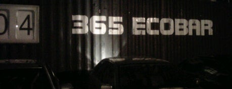 365 Eco Bar is one of Venues in JKT.