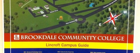 Brookdale Community College is one of 2014 U.S. Tour.