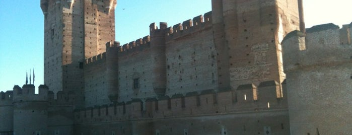 Castillo de la Mota is one of Castle Spain.