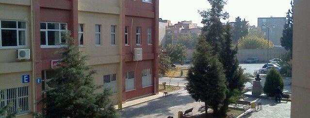 Ege Meslek Yüksekokulu is one of izmir.