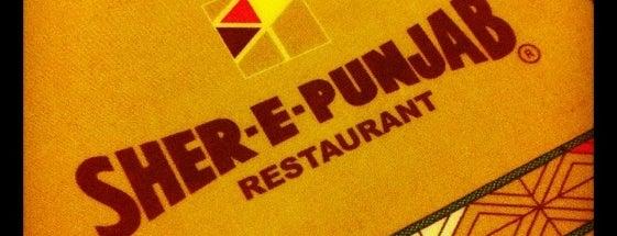 Sher-E-Punjab is one of Mumbai food.