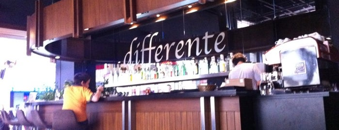 Differente Restaurant is one of Arthur's Great Place To Eat.