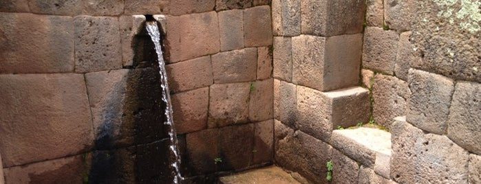 Tipón is one of Perú.