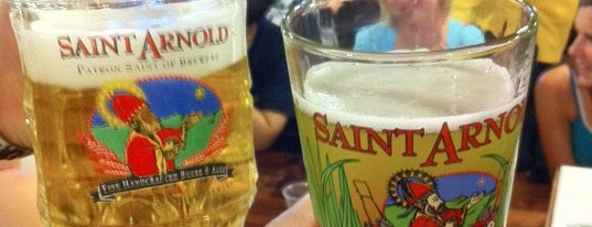 Saint Arnold Brewing Company is one of Best US Breweries--Brewery Bucket List.