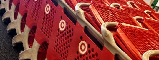 Target is one of Lugares guardados de Lu.