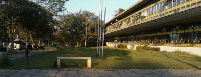 Instituto Oceanográfico (IO) is one of { Museus }.