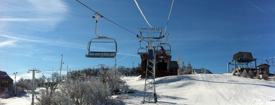 Beech Mountain Resort is one of Lugares guardados de Cris.
