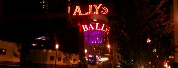 Bally's Casino & Hotel is one of Atlantic City Casinos.