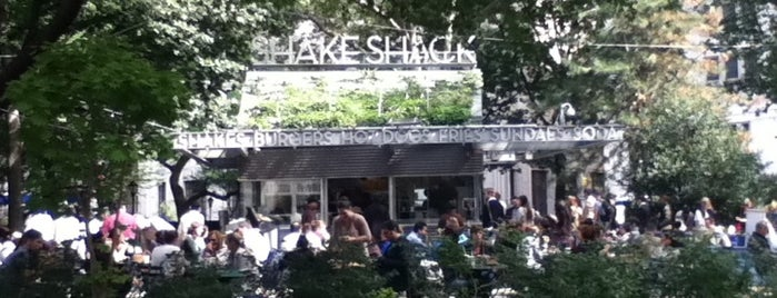 Shake Shack is one of NYC Restaurants: To Go.