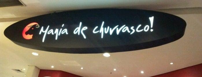 Mania de Churrasco is one of Locais curtidos por neryuuk.