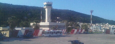 "Rhodes International Airport ""Diagoras"" (RHO) is one of Airports - Europe."