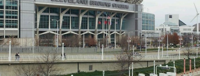 FirstEnergy Stadium is one of NFL Venues.