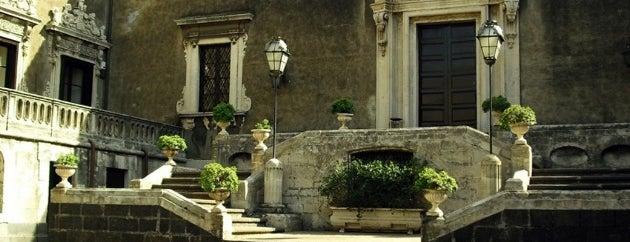Palazzo Biscari is one of #invasionidigitali 2013.