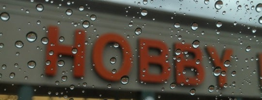 Hobby Lobby is one of Gespeicherte Orte von Richie.