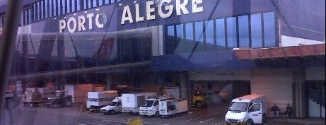 Porto Alegre Uluslararası Havalimanı (POA) is one of Aeroportos do Brasil.