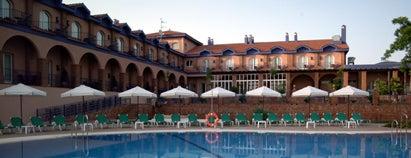Hotel MS Fuente las Piedras **** is one of Donde Comer en Cabra.