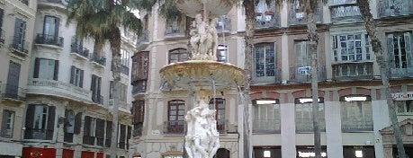 Fuente de los Genoveses is one of Qué visitar en Málaga.