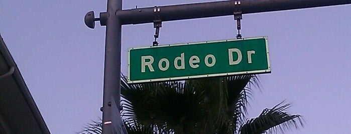 Rodeo Drive is one of USA Trip 2013 - The West.