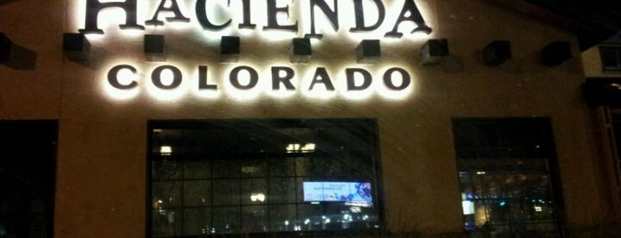 Hacienda Colorado is one of Ten Best Spots for a Margarita.