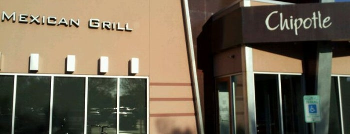 Chipotle Mexican Grill is one of Paul 님이 좋아한 장소.