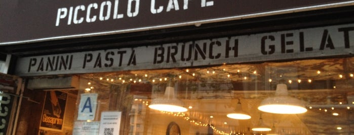 Piccolo Cafe is one of nyc.
