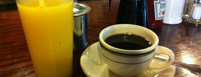 Terrace Coffee Shop is one of The City's Best Breakfasts.