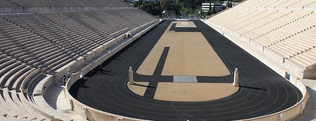 Panathenaic Stadium is one of Grécia.
