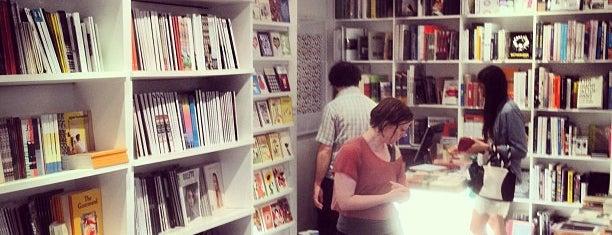 Artwords Bookshop is one of Hi, London!.