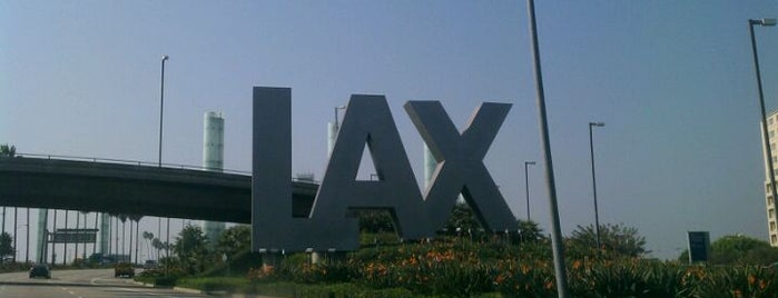 Flughafen Los Angeles International (LAX) is one of Airports around the World.