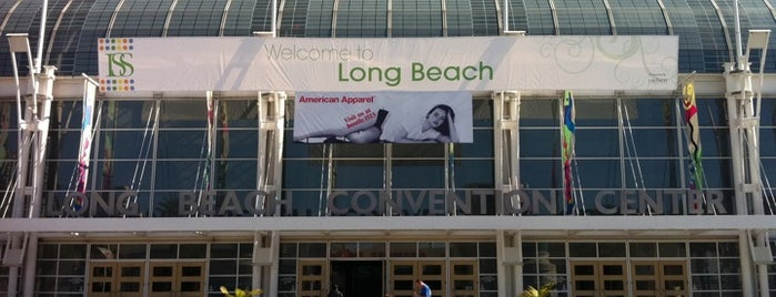 Long Beach Convention & Entertainment Center is one of Orte, die Melissa gefallen.