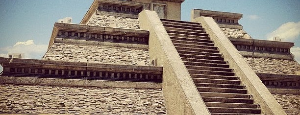 Pirámide de QUETZALCÓATL is one of Posti che sono piaciuti a Changui.