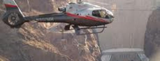 Maverick Helicopters is one of 101 places to see in Las Vegas before your die.