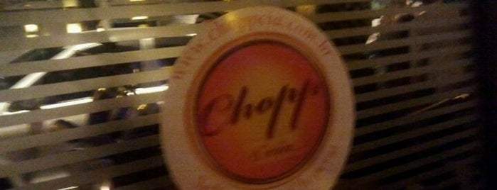 Ô Chopp is one of Lugares favoritos de Priscila.