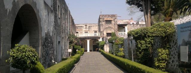 Ex Convento de Churubusco is one of All-time favorites in Mexico.