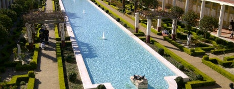 J. Paul Getty Villa is one of LA's To do list.
