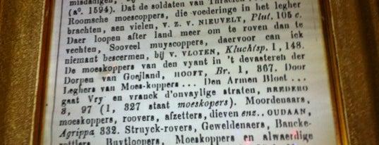 Moeskop is one of สถานที่ที่ Peter ถูกใจ.