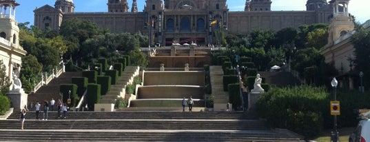Museu Nacional d'Art de Catalunya (MNAC) is one of BCN musts!.