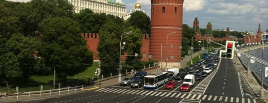 The Kremlin is one of Come Back Later.