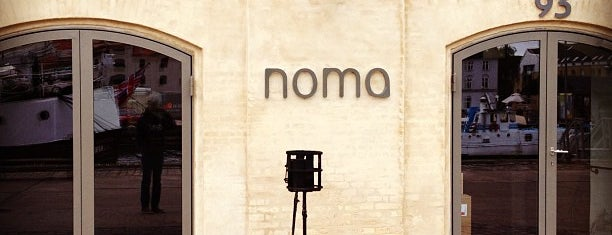 Noma is one of World Gourmet Guide.