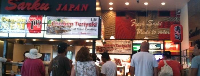 Sarku Japan is one of Japanese.