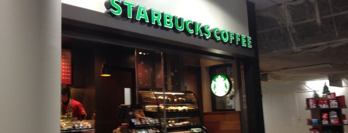 Starbucks is one of STARBUCKS COFFEE.