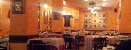 Restaurante Omar is one of cenar.