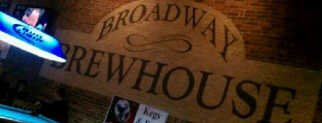 Broadway Brewhouse is one of Noel 님이 좋아한 장소.