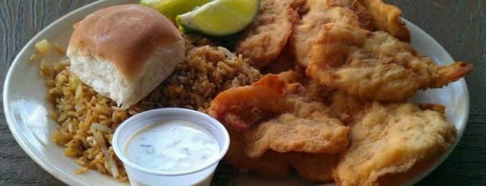 Mambo Seafood is one of Tempat yang Disukai Ms. Damaris.