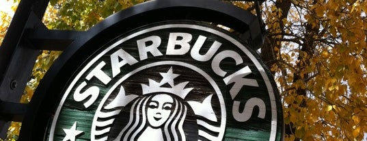 Starbucks is one of Locais curtidos por Dominic.