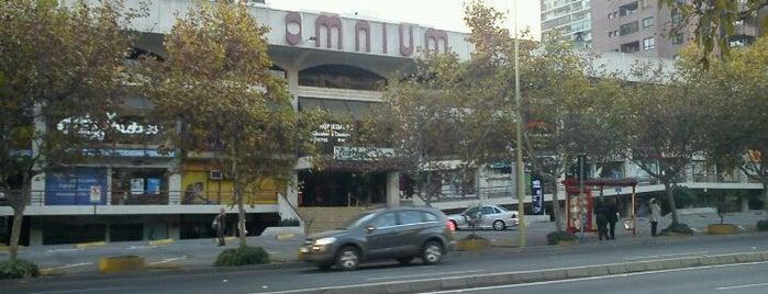 Centros Comerciales de Santiago